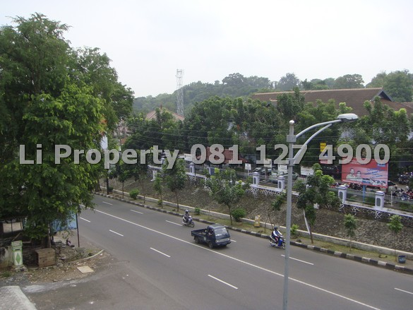 DIJUAL/DISEWAKAN ruko Wahidin-Sultan Agung, Candisari, Semarang Selatan